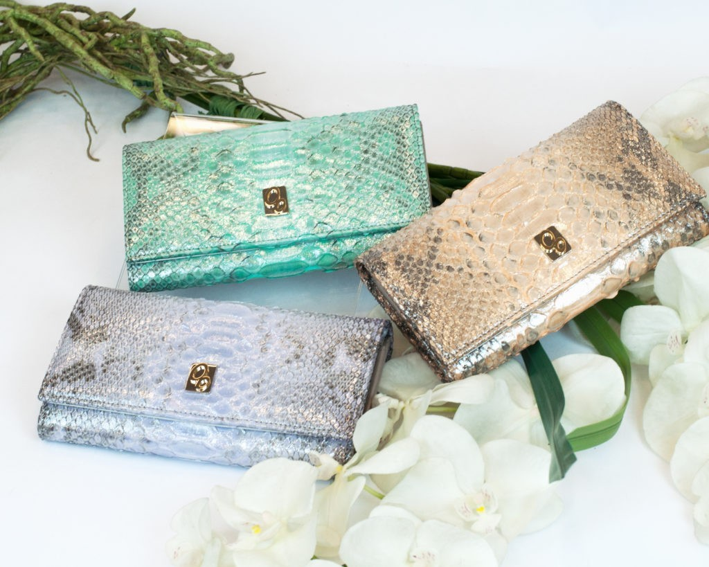 Satin Wallets