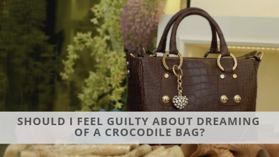 Crocodile bag a harm or a benefit for the conservation of the species?
