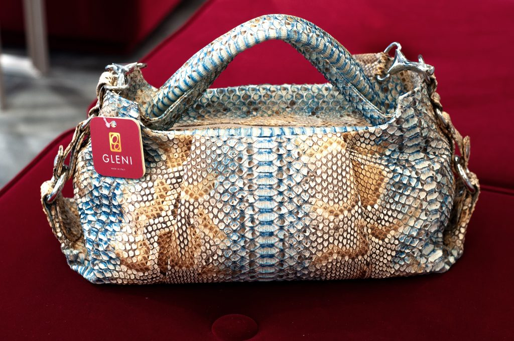 Medium size comfortable handbag Irina