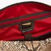 Travel bag in genuine leather Made in Italy