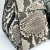 Dama in python and crocodile - details