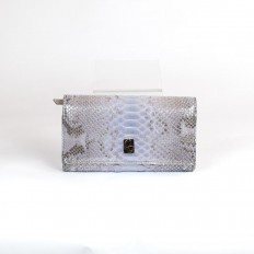 Woman's wallet ACC/1 in Lavender Samoa python