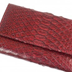 Close up wallet ACC/2 red