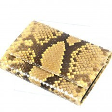 Shiny mustard wallet in python