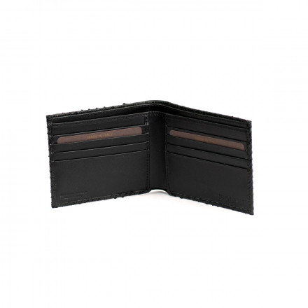 Compact python wallet for men by GLENI