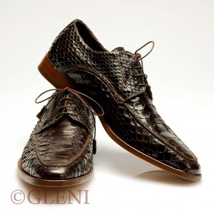 Luxury man python shoes SF 19