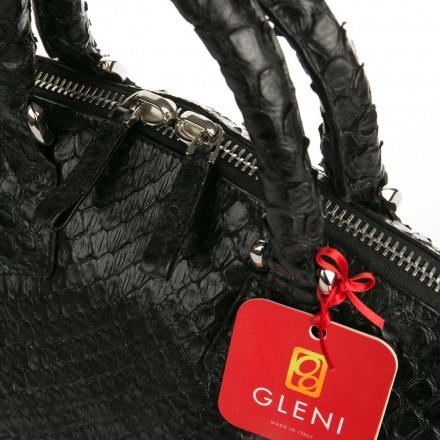 Genuine anaconda bag Gleni