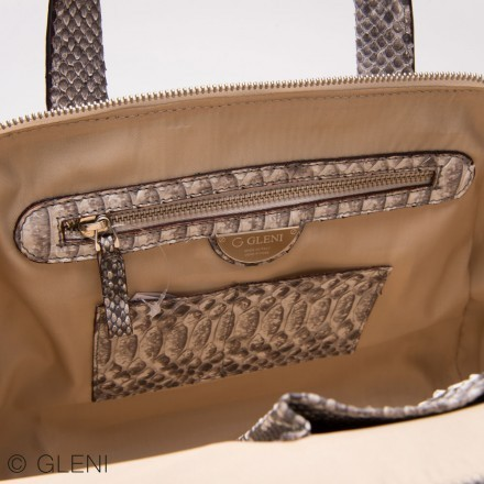 handbag made in Italy
