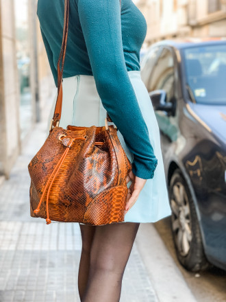 Bucket bag by GLENI