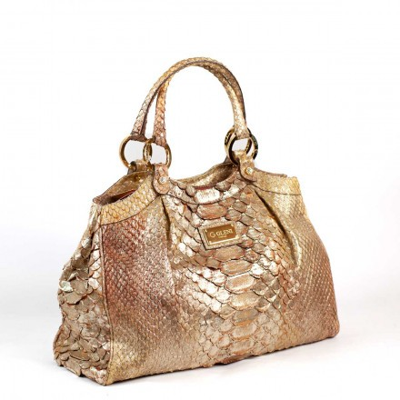 Gold bag for women