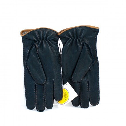 Luxury gloves for man