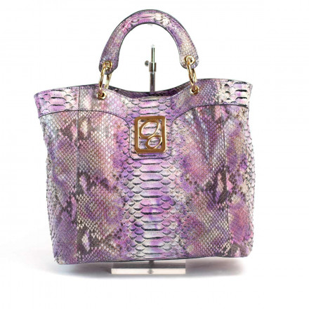 Create your Minerva bag by GLENI in cybele amethyst shade