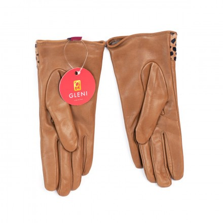 Light gloves Made in Italy in leather