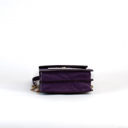 Bottom of Lolita mini bag by GLENI