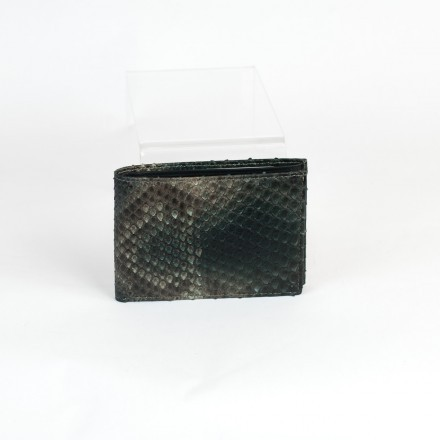 ACC/118 for men in genuine python