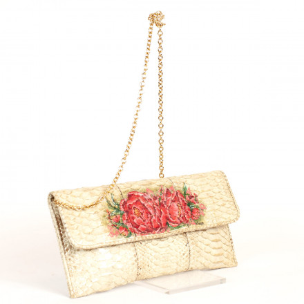 Vera model clutch bag by GLENI