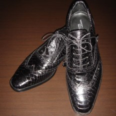 Luxury man python shoes SF 20